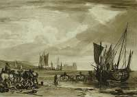 Scene on the French Coast -  TURNER