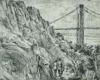 George Washington Bridge (Palisades) -  MARSH