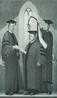 Honorary Degree -  WOOD