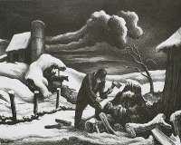 The Woodpile -  BENTON
