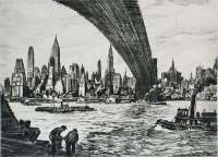 Under Brooklyn Bridge -  MCNULTY
