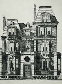 Marlborough Street Mansion (Boston) -  KUPFERMAN