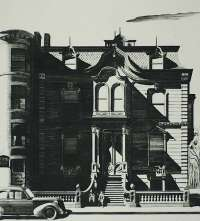 Victorian Mansion (Boston) -  KUPFERMAN
