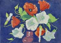 Poppies and Convolvolus -  PATTERSON