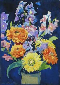 The Bouquet - MARGARET PATTERSON