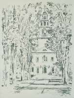 Colonial Church, Gloucester -  HASSAM