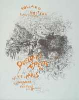 Some Scenes of Parisian Life (Quelques Aspects de la Vie de Paris) (Couverture) -  BONNARD