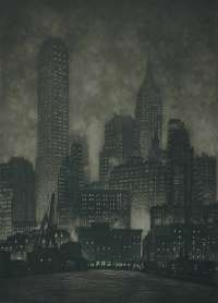 Manhattan Twilight -  CHAMBERLAIN
