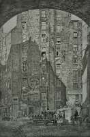 Edinburgh Tenements -  LUMSDEN