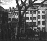Louisburg Square, Beacon Hill, Boston -  NASON