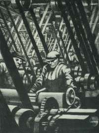 Making the Engine -  NEVINSON