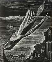 Book of Revelation, VIII (10-11), Absinth Angel -  DELHEZ