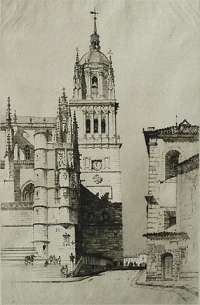 The Cathedral, Salamanca -  CHAMBERLAIN