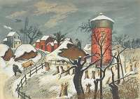 Winter Landscape -  GOTTLIEB