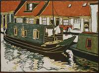 Houseboats in the Canal -  BOLDING