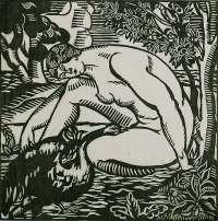 Leda and the Swan -  GRILLON