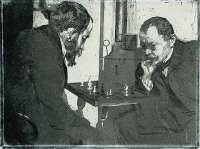Playing Chess -  WOLFF