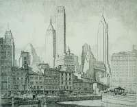 New York, Old and New -  ROTH