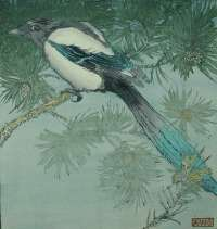 Magpie -  SEABY