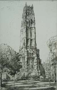 Riverside Church, New York -  ROTH