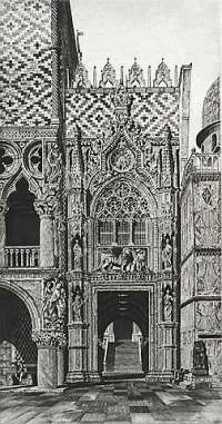 The Enchanted Doorway, Venezia -  ARMS