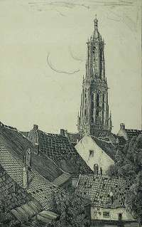 Dutch City View -  DE JONG